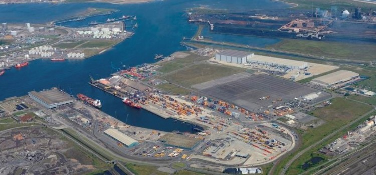 Further investment supports growing container volumes at Teesport