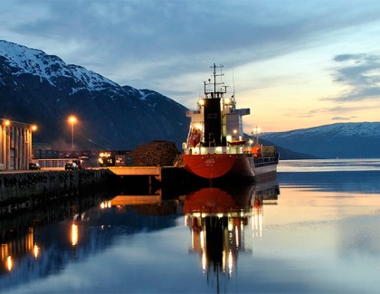 UK logistics companies should target Nordic countries