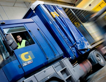 GEFCO contract with Caterpillar BCP extended