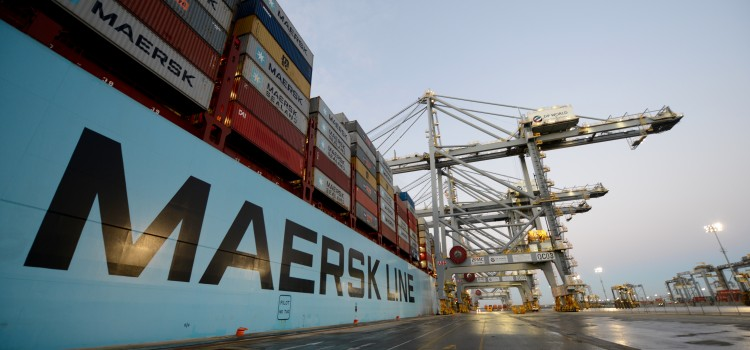 Maersk Line's Sambia service to call at DP World London Gateway port