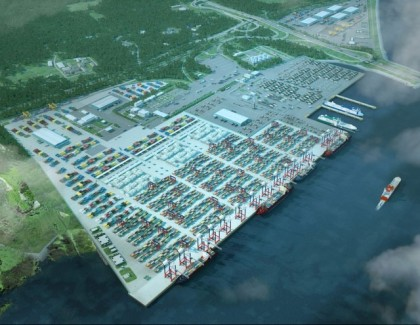 Port Bronka and CMA СGM sign a long-term agreement for container cargo handling
