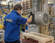 Dachser is growing the business with industry-specific solutions