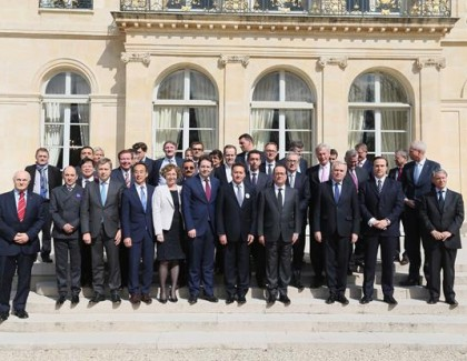 DP World shares top table at strategic summit in France