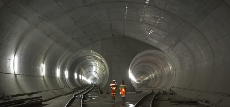 World's longest and deepest rail tunnel opens in Switzerland