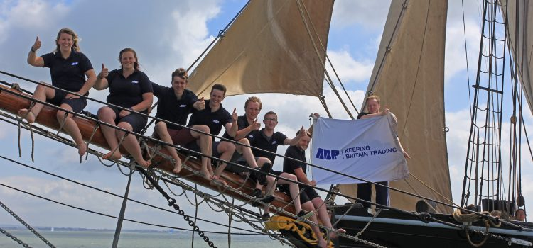 ABP apprentices offered experience of a lifetime as ABP crowned 'Biggest Promoter'