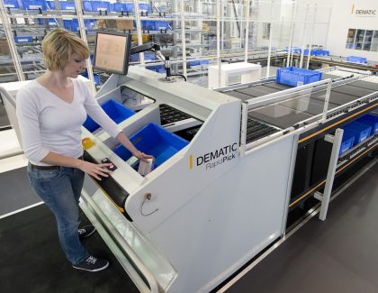 Dematic to showcase warehouse innovation this September at IMHX