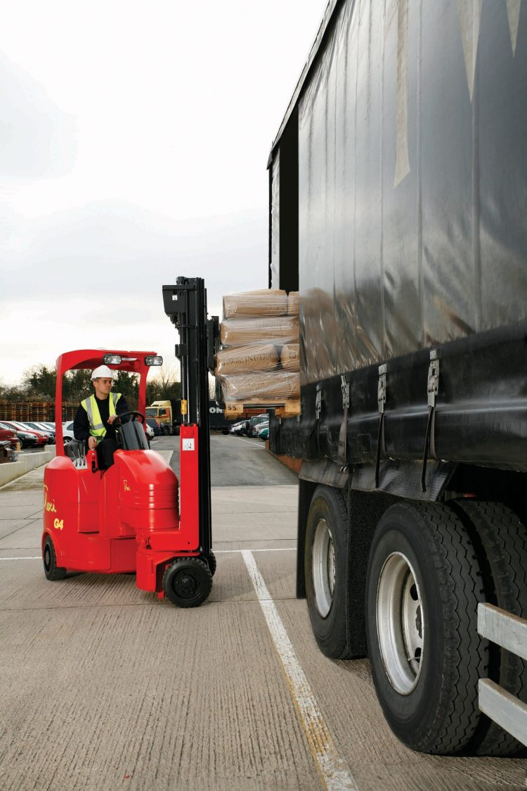 Used Flexi articulated forklifts wanted by Narrow Aisle Ltd