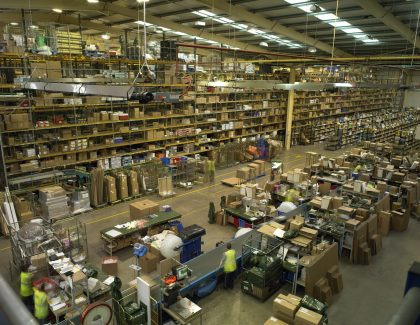 New standard soon to be set for warehouse managers