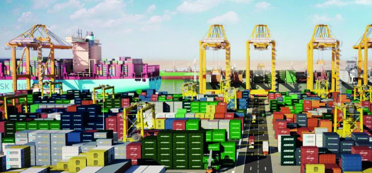 Thermo King SG-3000 units chosen to support Qatar's new Hamad Port