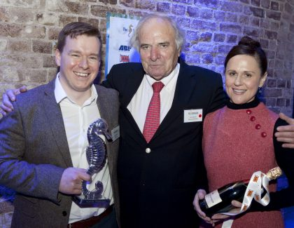 The Seahorse Club awards recognised logistics and maritime reporters in London last week