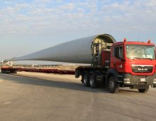 ALE report successful installation of Saudi Arabia's first ever wind turbine