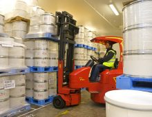 Bowker adds further Flexis to its forklift fleet