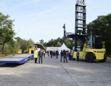 Le succès à Hyster Big Solutions Showcase 2017