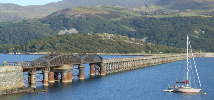 Barmouth Bridge celebrates 150th anniversary with special train service