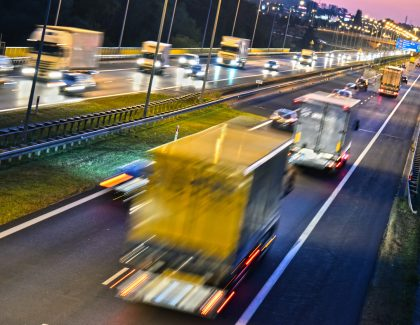 By using their own returning delivery vehicles to collect products bound for their warehouses from their suppliers are retailers really improving supply chain efficiency, asks William Walker.