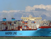 Maersk Line conclut un accord sur l'acquisition de Hamburg Süd