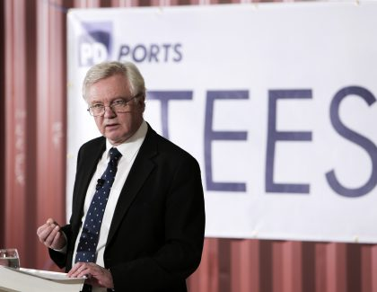 Brexit Secretary visits Tees Valley for landmark EU transition speech