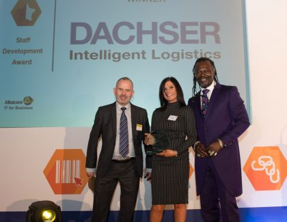 Dachser UK Wins BIFA Staff Development Award