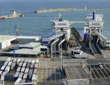 Port of Dover announces fifth consecutive record year for freight