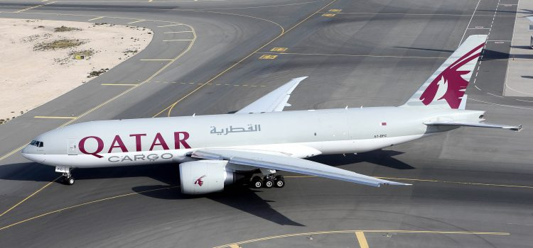 Qatar Airways Cargo Concluye temporada Carta cereza chilena