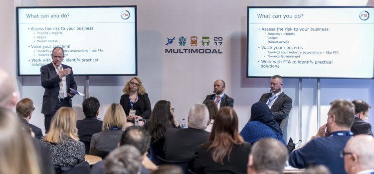 Digital disruption and the impact of Brexit top the agenda at Multimodal