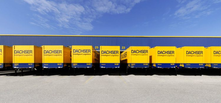 New location for DACHSER in Freiburg