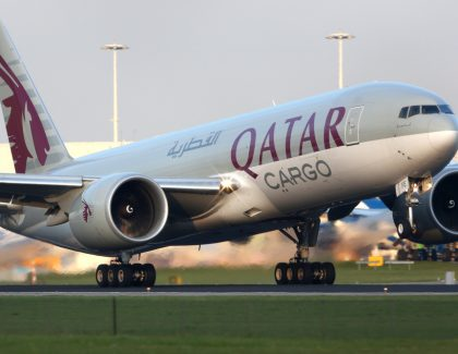 Qatar Airways Cargo bonifie son offre Cool Chain