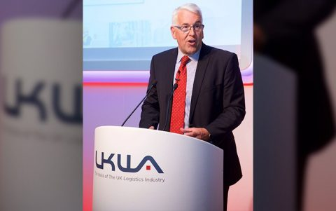 "Logistics sector facing a ""perfect storm"" says UKWA CEO"