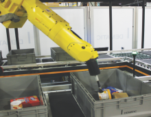 Drakes Supermarkets selects Dematic's sophisticated robot picking system