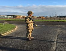 PD Ports supports army logistics exercise at Hartlepool