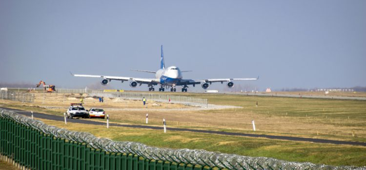 Budapest airport continues double-digit cargo growth rate and sets new records