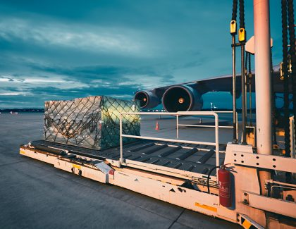 Pangea Members combine and create successful OOG Airfreight shipment