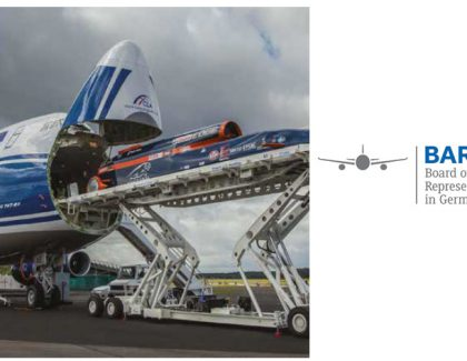 New cargo airline CargoLogic Germany joins BARIG