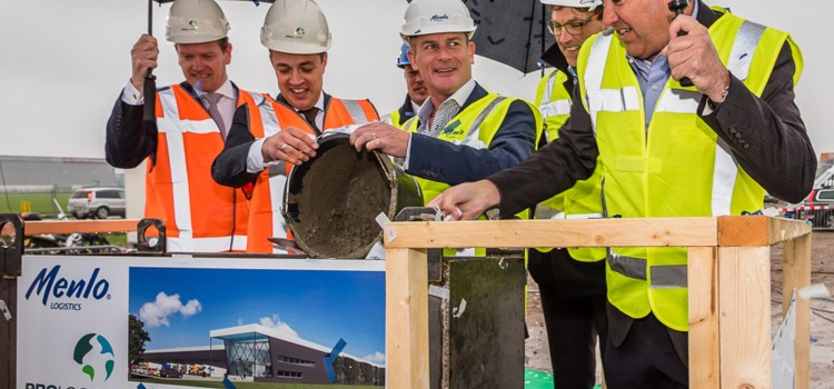Groundbreaking ceremony held for new Eindhoven DC