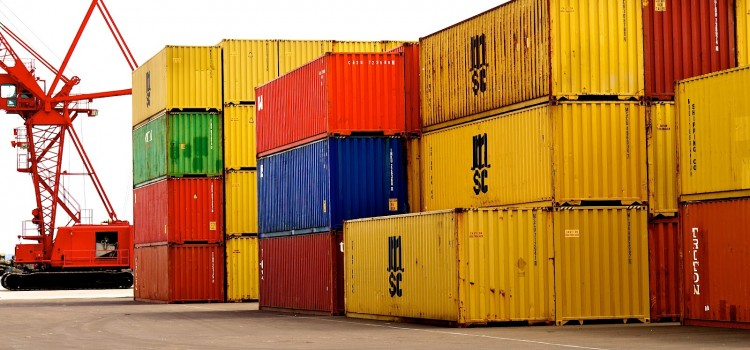 UK P&I Club and TT Club welcome container weighing prior to loading onto ships