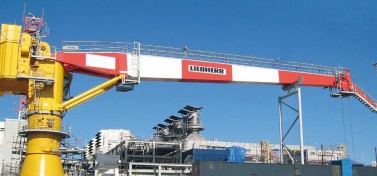 Liebherr Offshore Cranes | International Trade Magazine