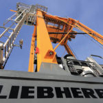 Liebherr Straddle Carriers