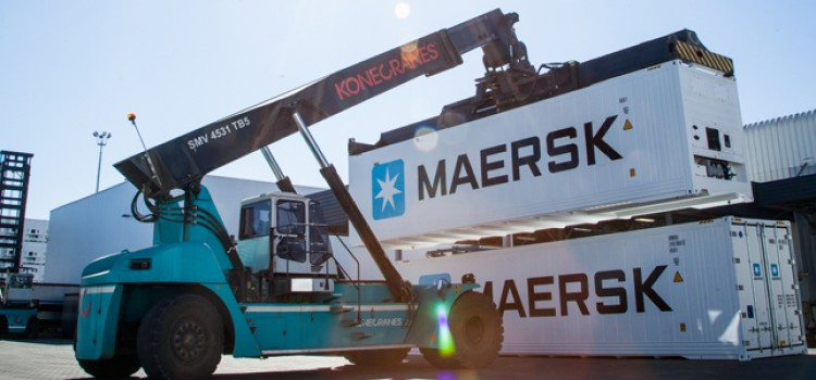 Maersk Container Industry delivers its First Star Cool Reefer Containers from new factory in Chile