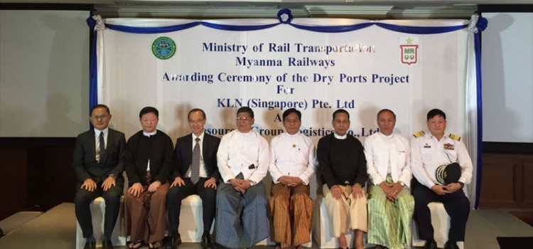 Kerry Logistics wins concession to operate inland ports in Myanmar to strengthen footprints in the Greater Mekong region