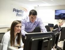 Priority Freight celebrates 20th birthday at Automotive Logistics Europe