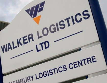 Italian job for Walker Logistics