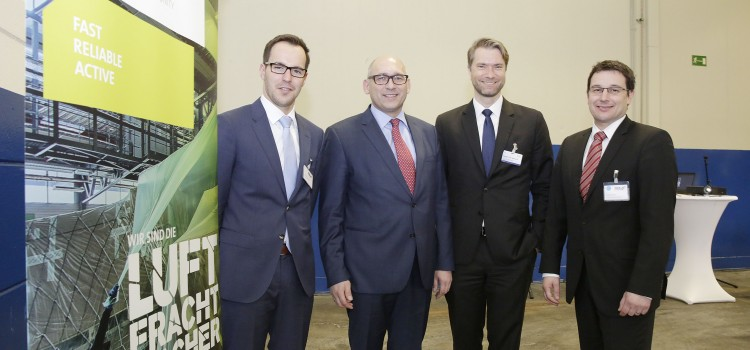 80 participants gather at 'visit FRA pharma' of Air Cargo Community Frankfurt