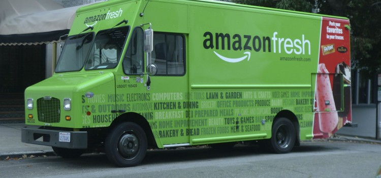 Online delivery experts, ParcelHero, comment on the Morrisons Amazon deal