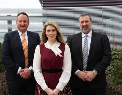 DB Cargo UK welcomes new sales colleagues to support development in growing sectors