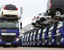 GEFCO UK to work with Jaguar Land Rover