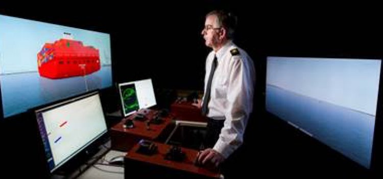 Upgraded Port of London Ship's Bridge Simulator to boost trade and growth