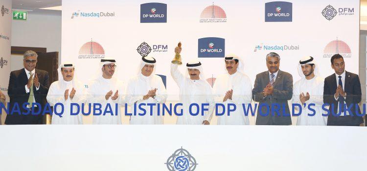DP World celebrates listing of USD 1.2 billion Sukuk on Nasdaq Dubai