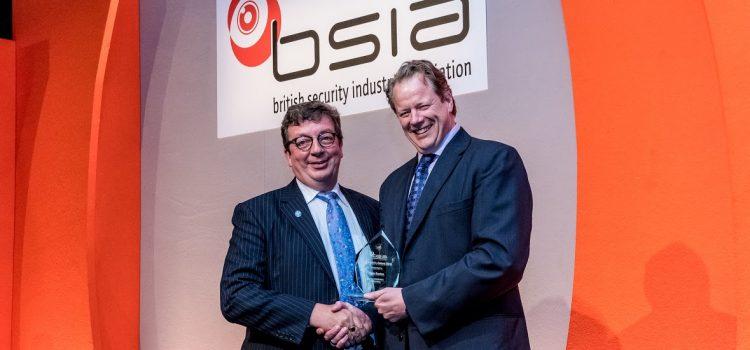 TDSi's Managing Director awarded at 2016 Chairman's Award