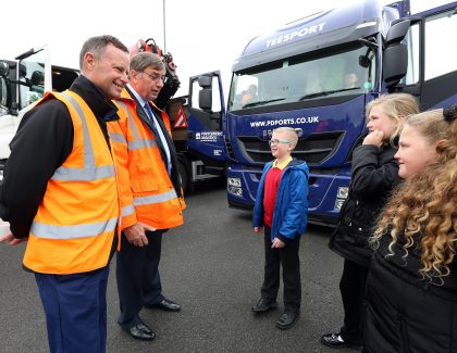 The next generation of logistics talent inspired by PD Ports