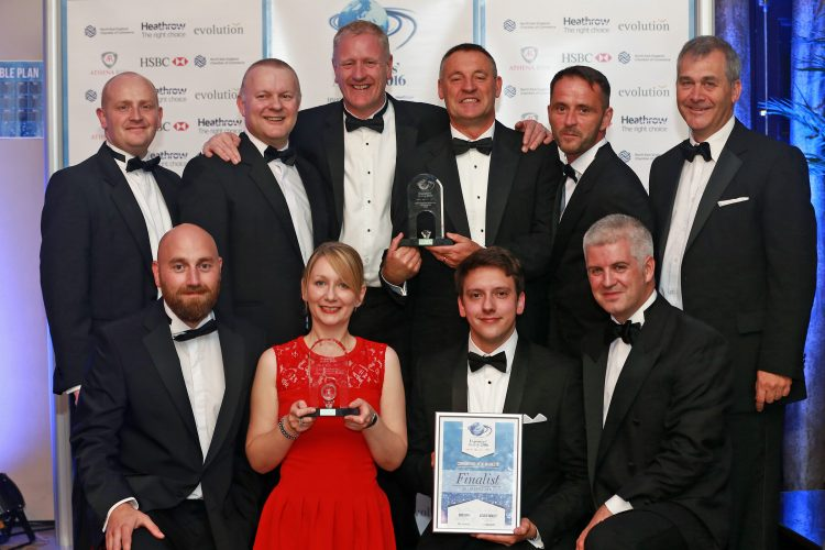 Palintest has won North East Exporter Award
